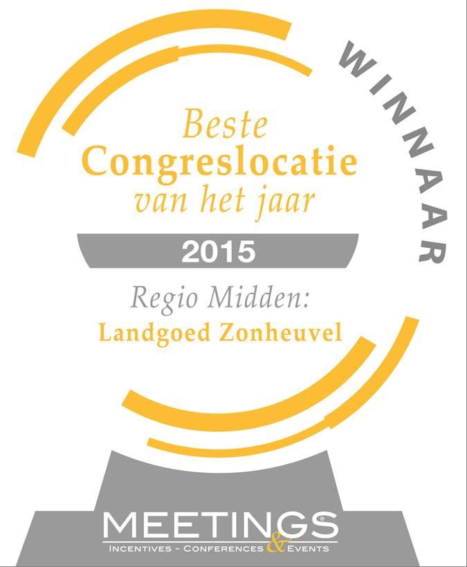Beste Congreslocatie Midden Nederland
