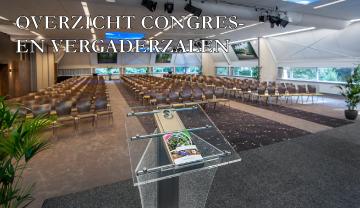Overzicht vergader en congreszalen Landgoed Zonheuvel