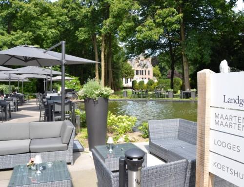 Nieuwe menukaart voor de zomer restaurant Landgoed Zonheuvel