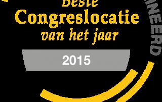 beste congreslocatie van het jaar 2015