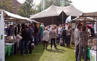Veggie Fair vindt op Landgoed Zonneheuvel in Doorn