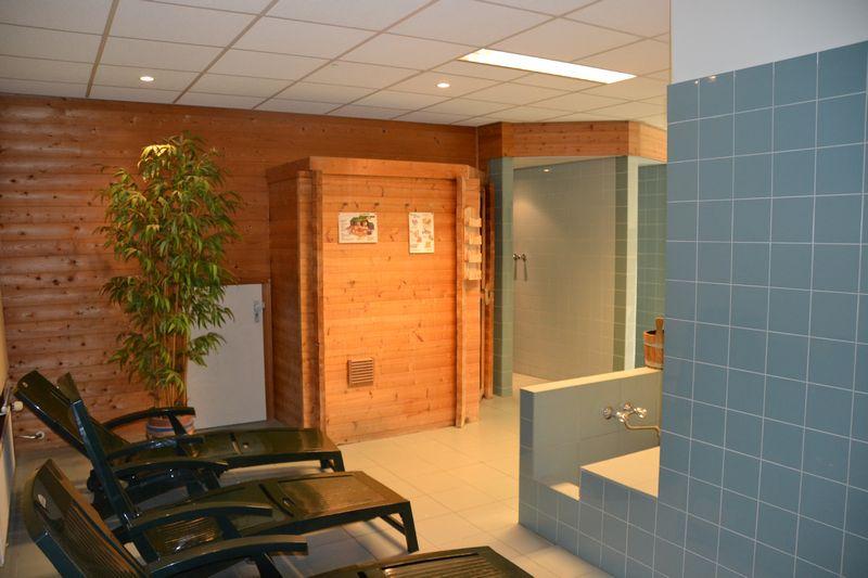 Sauna Turks bad Landgoed Zonheuvel Hotel