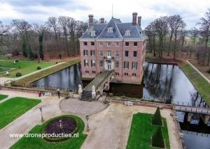 Landgoed Zonheuvel - omgeving - Kasteel Amerongen