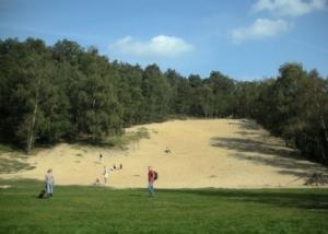 Doornse Gat - Landgoed Zonheuvel omgeving