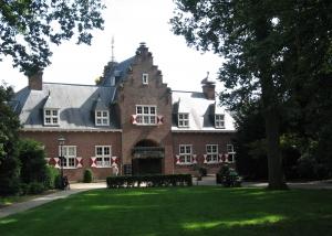 Huis Doorn omgeving Landgoed Zonheuvel