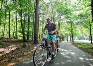 Landgoed Zonheuvel fietsen