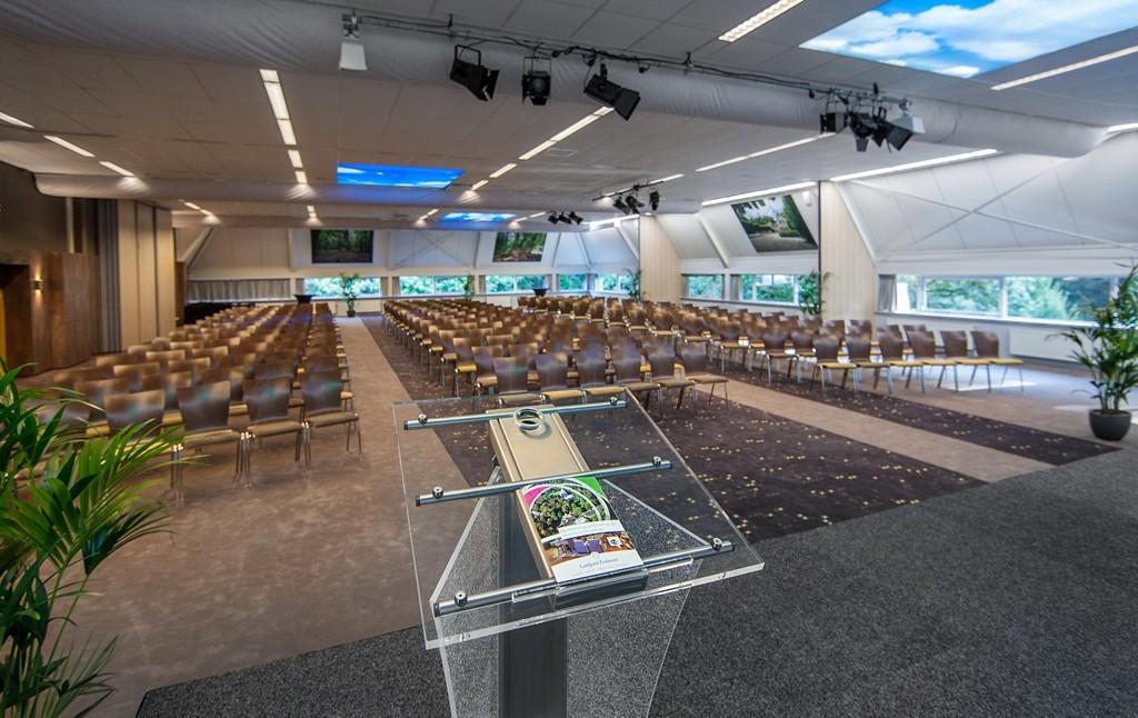 Congreszaal Landgoed Zonheuvel 2016