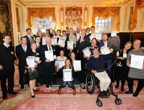 Landgoed Zonheuvel winnaar Meetings Awards®2016 'Beste Congreslocatie Midden 2016'