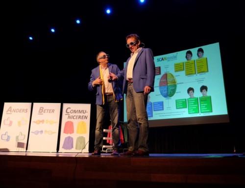 Tip: SCANshow als vergaderbreak of bedrijfsuitje