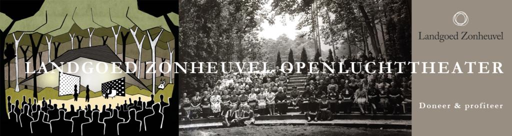 Openluchttheater Landgoed Zonheuvel crowdfunding