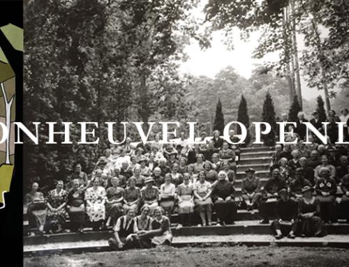 Crowdfunding actie voor herstel openluchttheater Landgoed Zonheuvel
