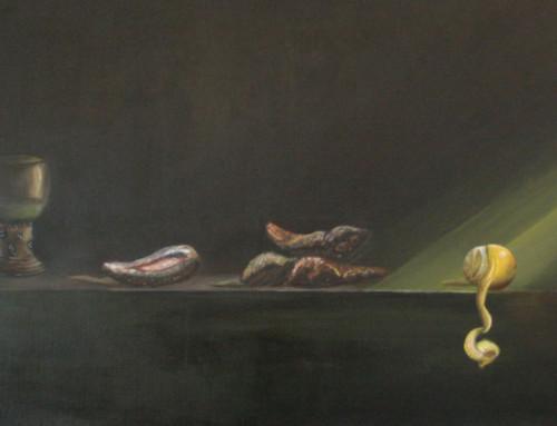 Nieuwe expositie Katja de Jong-Scharwächter restaurant Landgoed Zonheuvel