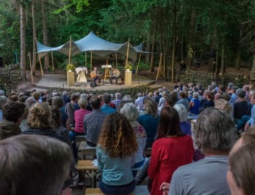 Maarten Maartens Openluchttheater officieel geopend