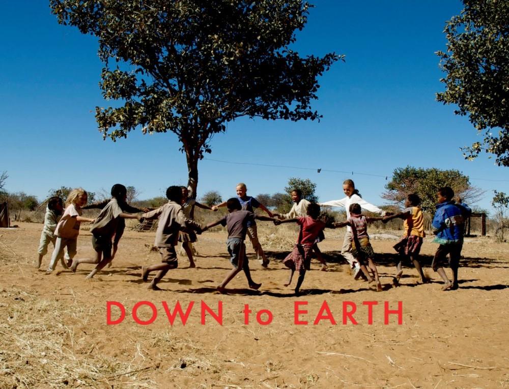 Down to Earth voorstelling op 25 augustus