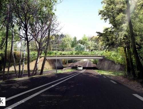 Werkzaamheden bouw ecoduct naast Landgoed Zonheuvel gestart