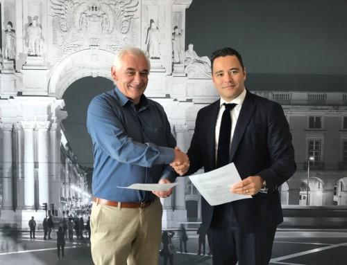 IFMEC sluit convenant met Cushman & Wakefield