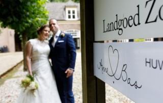 Trouwen - bruiloft op Landgoed Zonheuvel